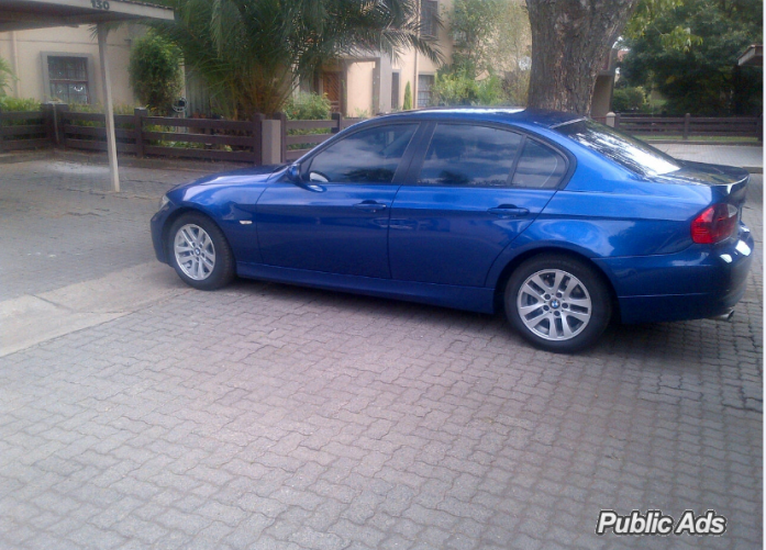 2008 BMW 320i 124 000 km`s Excellent Running Condition