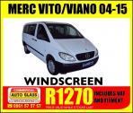 Mercedes Benz Vito Windscreen