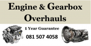 Engines & Gearbox Overhauls