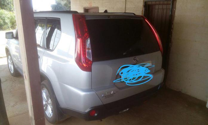 Nissan X Trail 2014 6 spoed 2L
