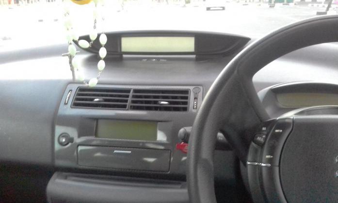 Citroen C4 1.6I Vtr Coupe