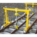 GEL 3780T Rail Lifting Clamp