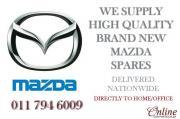 High Quality Affordable Mazda Parts WE DELIVER NATIONWIDE - Door to Door