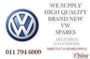 High Quality Affordable VW Spares Parts - We Deliver Nationwide