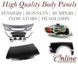 High Quality Body Panels - We Deliver Nationwide – Door to Door