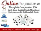 High Quality Control Arms Upper Lower Suspension Kits Bushes Tie Rod Ends Ball Joints - We Deliver N