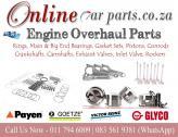 High Quality Engine Parts - We Deliver Nationwide – Door to Door