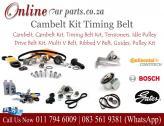 High Quality Timing Cambelt V Belt Cambelt Tensioner Cambelt Kit Tensioner Pulley Idle Pulley Guides