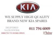 KIA Spares / Parts - Brand New   High Quality   Affordable Prices - Delivered to your Door