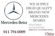 MERCEDES Spares Parts - Brand New | High Quality | Affordable Prices