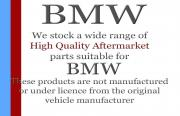 We stock a wide range of BMW Parts for your vehicle - WE DELIVER NATIONWIDE