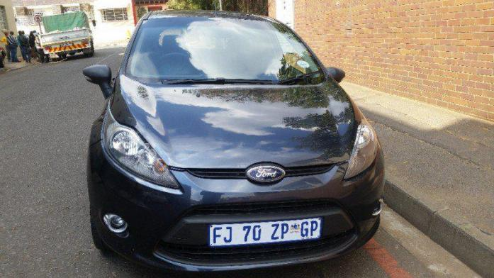 2010 Ford Fiesta 1.4i Ambiente 5dr