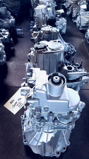 Toyota Runx 5spd Gearbox For Sale!