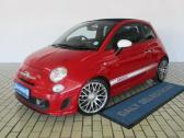 2014 Abarth 500 1.4T Cabriolet (595)