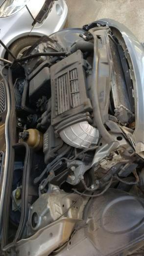 Mini Cooper S breaking for spares