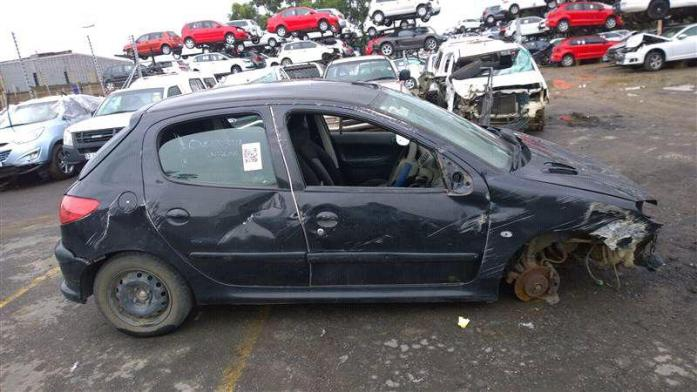 peugeot 206 1.4 striping for spares