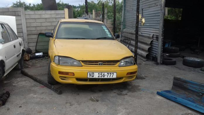 toyota camry 200i striping for spares