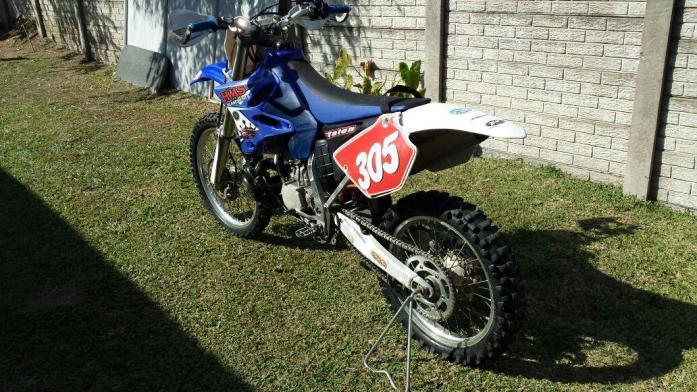 Yamaha YZ 2 stroke (2009)