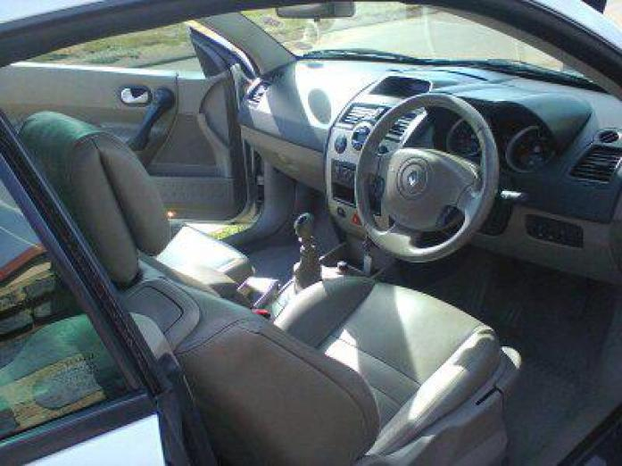 2005 Renault Megane II Previledge 2.0