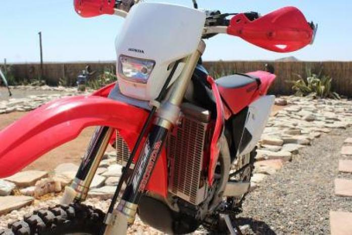 2006 Honda Crf Honda CR-F 450 X In Mint Condition Must SEE