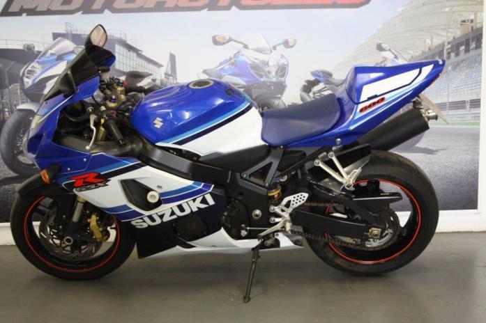 2005 Suzuki GSXR (CC101-324)