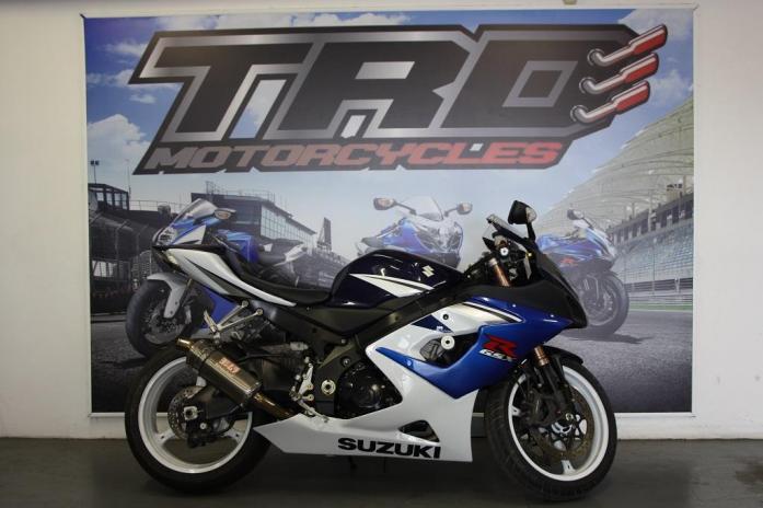 2006 Suzuki GSXR (CC101-310)