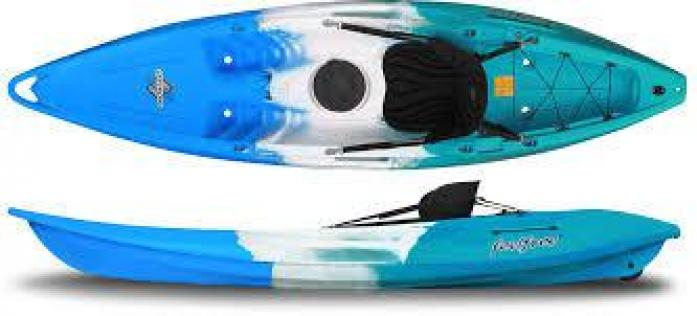 Brand New Fluid Synergy Double Seatet Kayaks + 1 FREE PADDLE - Shipped to door RSA
