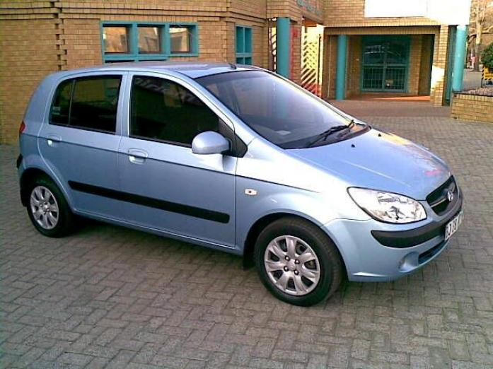 hyundai getz for sale midrand cars 1car. Black Bedroom Furniture Sets. Home Design Ideas