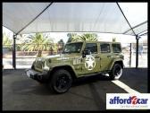 Jeep Wrangler USA