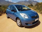 TOYOTA YARIS T3 1300cc 5 speed manual with aircon