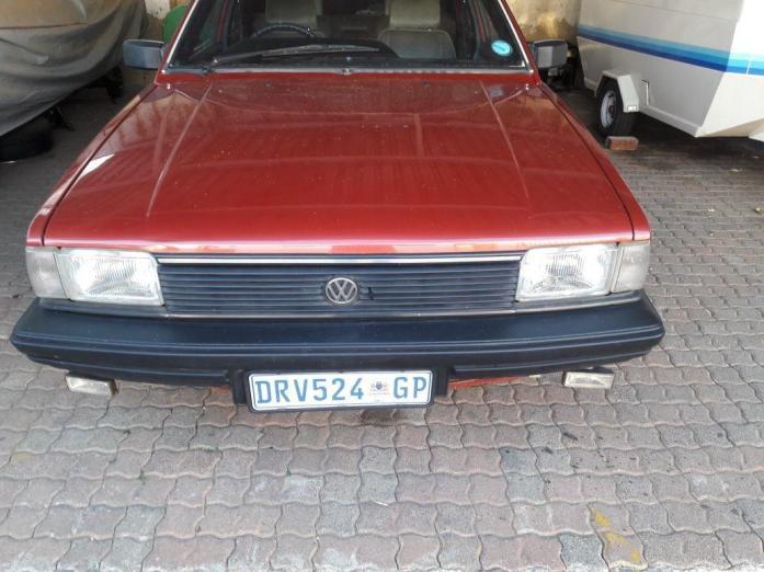 1983 VolksWagen Passat
