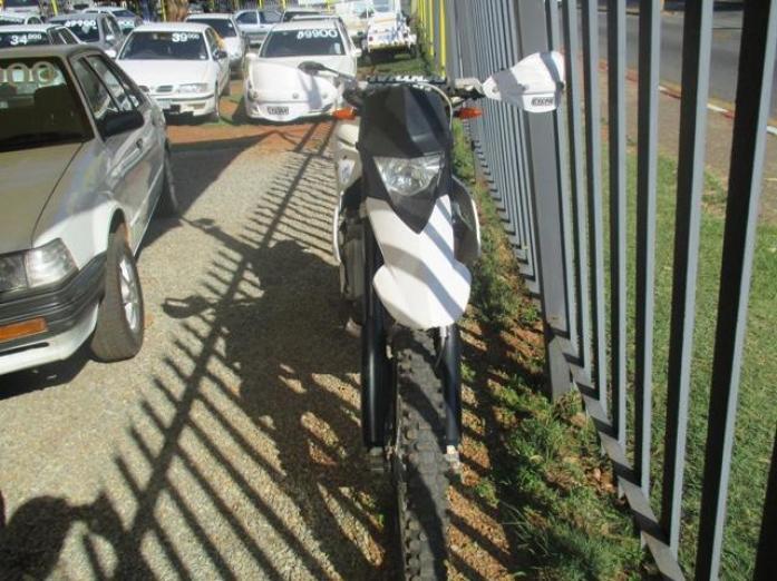 BMW G450X Bike