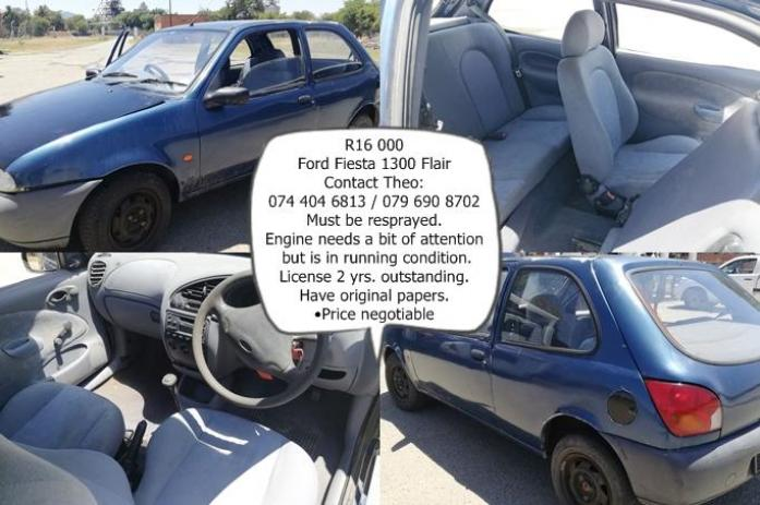 Ford Fiesta 1300