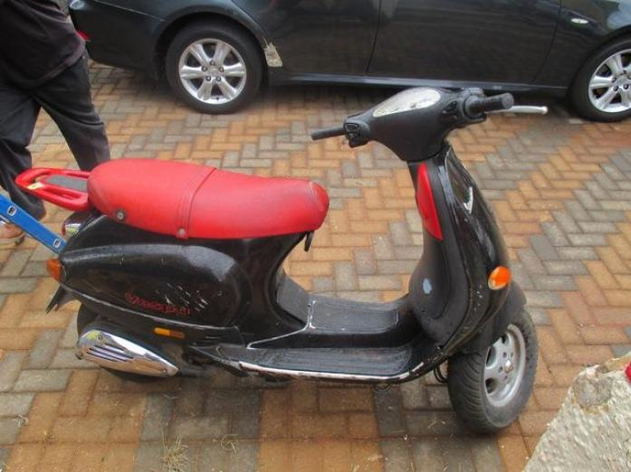 Vespa 50cc Scooter