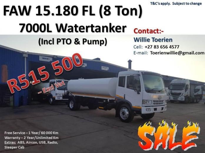 FAW Commercial trucks