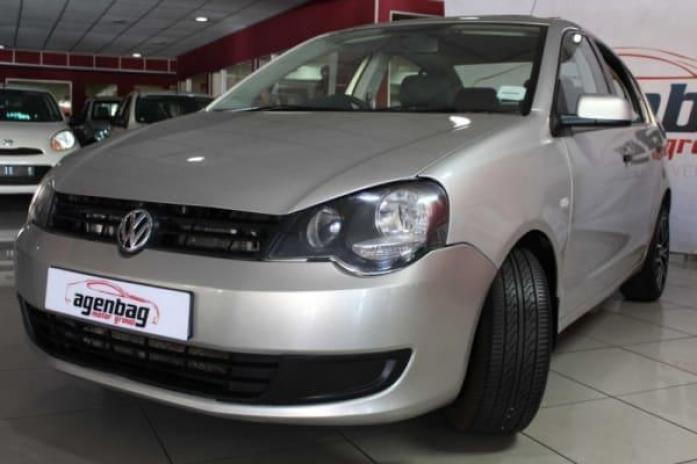 2012 Volkswagen Polo Vivo 1.6