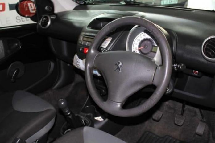 2013 Peugeot 107 Urban for sale