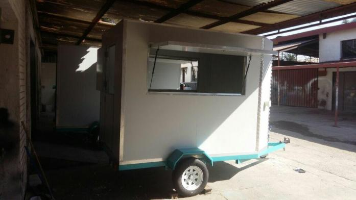 Mobile food, toilet and coldroom trailers for sale