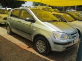 SILVER 2005 HYUNDAI GETZ FOR ONLY R49 900