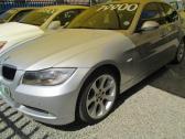 SILVER BMW 325I