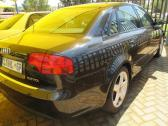 BLACK AUDI A4 FOR ONLY R79000