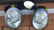 Mini Cooper Head lights and left Mirror