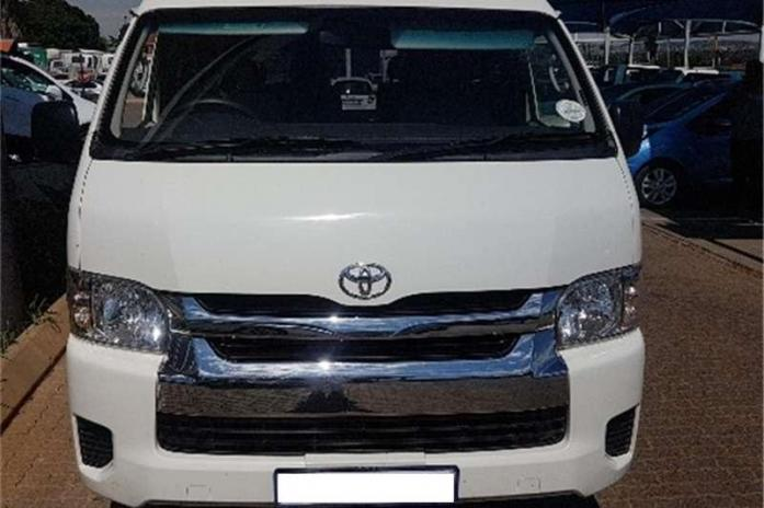 2010 Toyota Quantum for sale