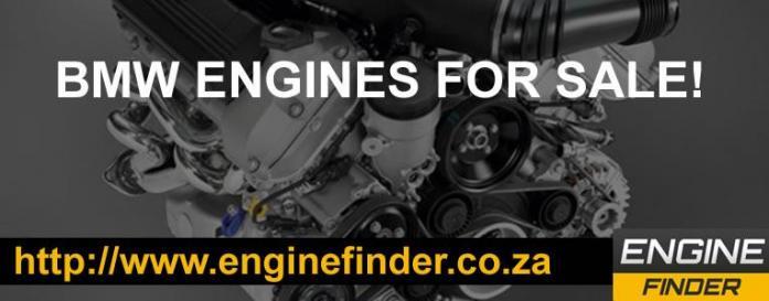 HUNDREDS of BMW ENGINES FOR SALE!
