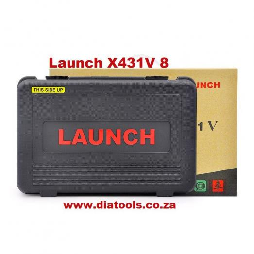 Latest launch X431 V8 lenovo tablet diagnostic machine