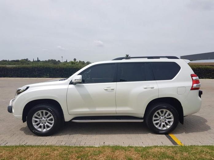 Toyota Prado 3.0 VX Diesel Automatic for sale
