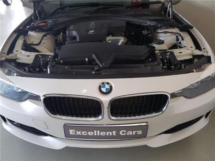 2012 BMW 320 i A/T (F30) For Sale