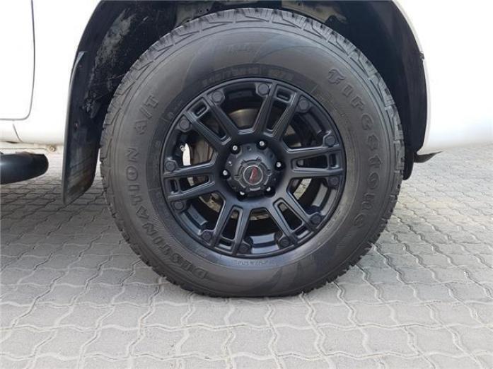 2012 Toyota Hilux  2.5 D-4D SRX 4X4 P/U D/C