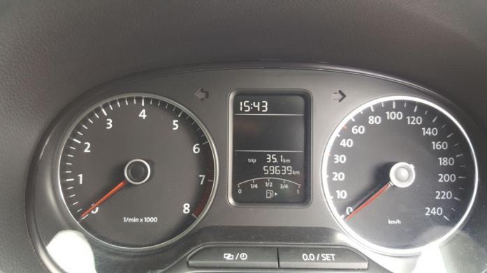 2014 VW Polo 1.6 Auto