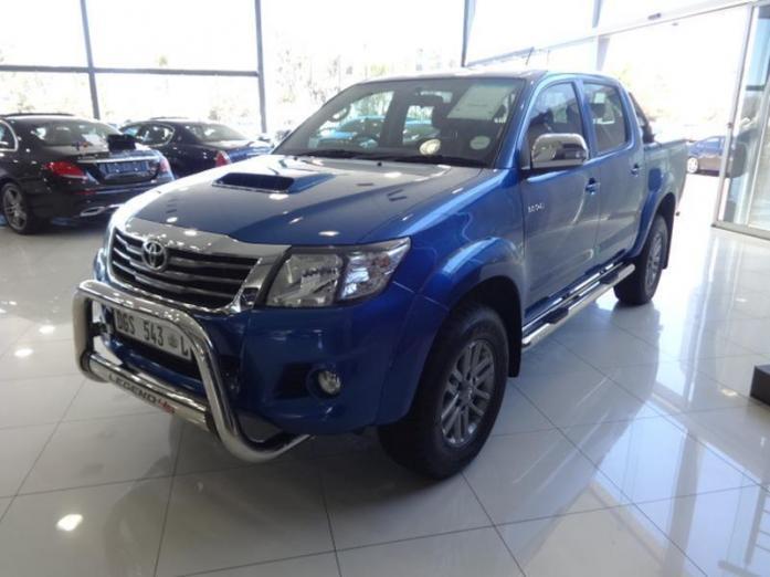 2015 Toyota Hilux 3.0D-4D Raider Legend 45 Auto